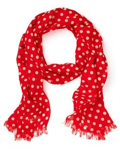 polka dot scarf - Google Search