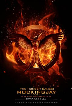 "The teaser trailer for ""Hunger Games: Mockingjay – Part 1"" is here, and it. is. awesome."