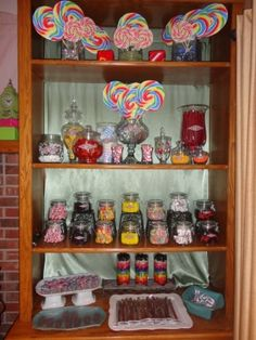 Every candy you can think of! by elvira