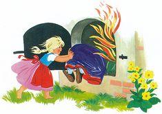 Mehrfach illustrierte die Illustratorin Felicitas Kuhn das Märchen Hänsel und Gretel. Dabei ist unklar, in welcher chronologischen Reihenfolge die Illustrationen als Einzelausgaben bzw. innerhalb verschiedener Sammelbände erschienen.