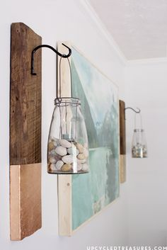 how-to-make-a-rustic-wood-wall-hanging-for-bedroom-decor-upcycledtreasures