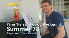 Summer 78 - Good Bye Lenin! | Yann Tiersen (feat. Claire Pichet) | 4K UH...