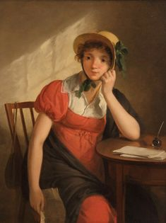 WLANL - karinvogt - Adriaan de Lelie, meisje met brief - Adriaan de Lelie - Wikipedia, the free encyclopedia