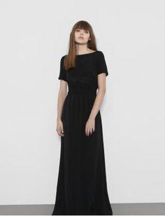 Fête Impériale Marthe Black Dress Fete Imperiale c26a390f60c
