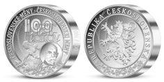 5uncová strieborná medaila Perth, Statues, Coins, Menu, Personalized Items, Menu Board Design, Rooms, Effigy