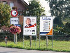 STREUPLAN   Agentur für integrierte Below the Line-Kommunikation: Mit Hero Eier Ravioli in den Wahlkampf gezogen