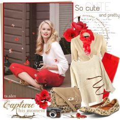 Capture the moment, the moodboard