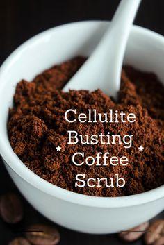 Cellulite Busting Coffee Scrub