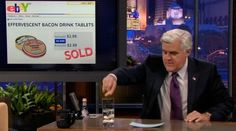 The Tonight Show with Jay Leno - everybody loves Jay, LA's premier late night host and funny man. Well worth waiting in those always long lines to get in, because it's guaranteed fun. (Source: The Tonight Show) #LA #JayLeno #entertainment #fun