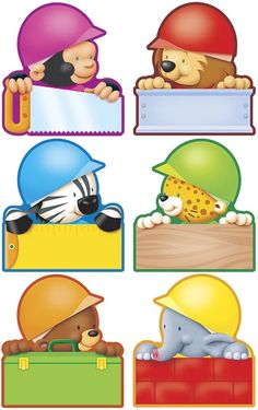 Ảnh: Classroom Design, Classroom Decor, Birthday Charts, Card Tags, Cards, Baby Bug, School Frame, School Labels, Construction Theme