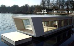 House Boat, http://www.floatinghomes.de/