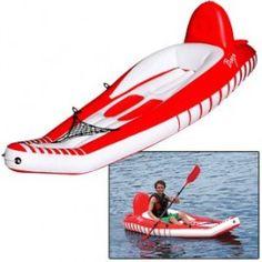 Airhead Baja Surf Kayak by Kwik Tek 02084284 only $169.99