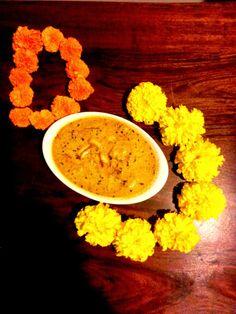 Sav's Kitchen: Hariyali Paneer