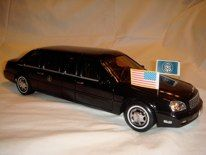 2001 Presidential Limo