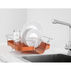 Polder Products LLC Spring Dish Rack