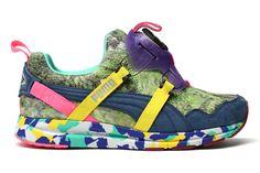 SOLANGE x PUMA 'GIRLS OF DISC BLAZE' COLLECTION - Sneaker Freaker