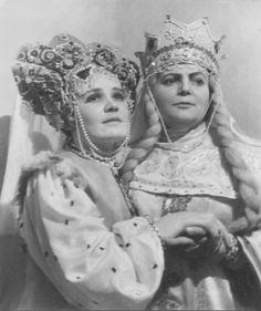 Sophia Pechkovskaya 1912 - 1989 Actress