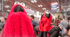 Deadpool vs New York Comic-Con
