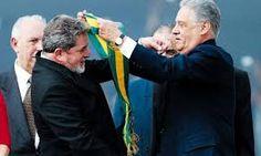 FHC entendeu quem é Lula