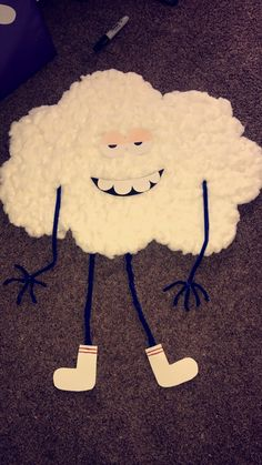 Trolls Cloud Guy