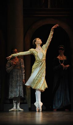Birmingham Royal Ballet - Romeo and Juliet; Jenna Roberts; Photo: Roy Smiljanic