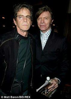 David Bowie & Lou Reed