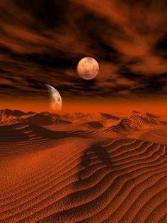 Moons of Arrakis
