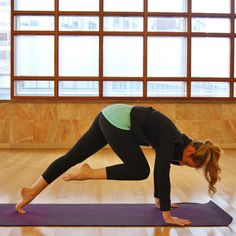 A Yoga Flow for Your Rockin' Vinyasa Playlist