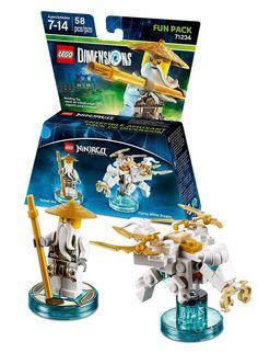Diecast Auto World - Lego Dimensions Ninjago Sensei Wu Fun Pack With Mini Figures 58 Pieces 71234, $19.99 (http://stores.diecastautoworld.com/products/lego-dimensions-ninjago-sensei-wu-fun-pack-with-mini-figures-58-pieces-71234.html)
