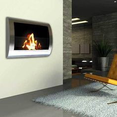 Fab.com | Clean-Burning Warmth And Light