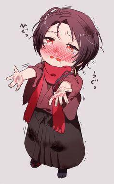 Browse Touken Ranbu collected by Vale and make your own Anime album. Kawaii Anime, Lolis Anime, Chibi Kawaii, Chibi Boy, Loli Kawaii, Cute Anime Chibi, Fanarts Anime, Anime Characters, Anime Art