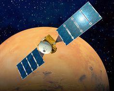 Mars Express Orbiter.