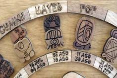 Mikor születtél? A maják szerint ilyen különös képességgel rendelkezel! Influenza, Feng Shui, Old World, Maya, Great Gifts, Calendar, Old Things, Symbols, Frame