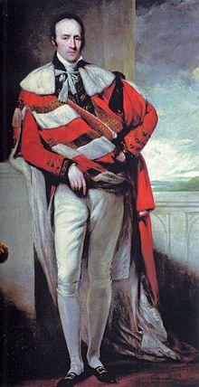 Robert Grosvenor, Earl Grosvenor (2e), Marquess of Westminster (1er, 1831)
