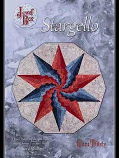 Stargello Quilt Pattern