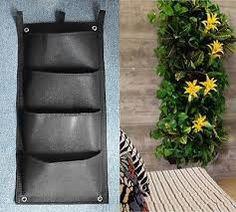 wall pocket planter - $9.00