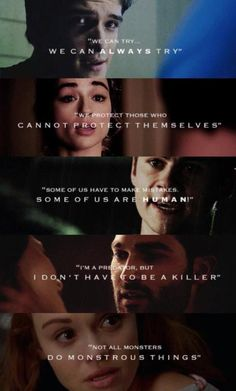 #TeenWolf - be your own anchor