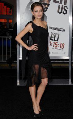 Mila Kunis: January 2010