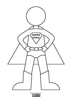 Free Printable Father's day tie coloring page. Color, cut