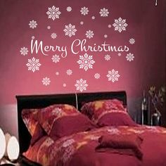 The 41 best christmas wall decals images on Pinterest Murals Wall