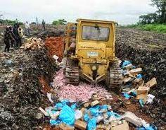 Ebola: Nigeria Customs impounds trailer load of mon...