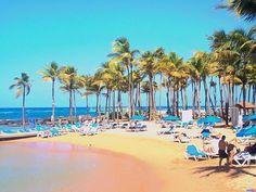 Condado Beach Puerto Rico