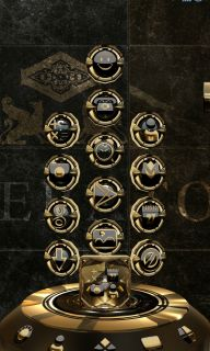 Next Launcher Theme IMPERATOR screenshot 4