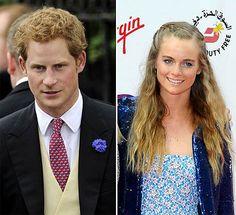 #prince harry and cressida bonas