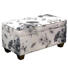 Lancaster Upholstered Storage Bedroom Bench