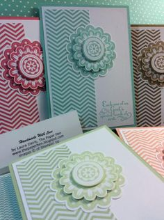 Trust God In Colors by laura513 - Cards and Paper Crafts at Splitcoaststampers