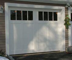 carrige style garage door - Google Search