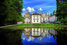 Casa de Mateus Foundation – Vila Real    #Portugal