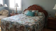 Custom made fitted bedspread with matching cushions Bedspread, Custom Made, Cushions, Furniture, Home Decor, Quilt Cover, Throw Pillows, Toss Pillows, Decoration Home