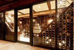 Contemporary Custom Wine Cellar Door